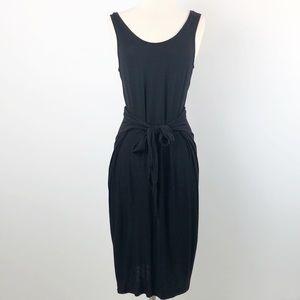 Love, Fire Black Dress Sleeveless Large Medium